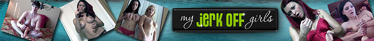 My Jerk Off Girls - Banner