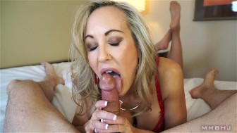 Hot milf loved this cock